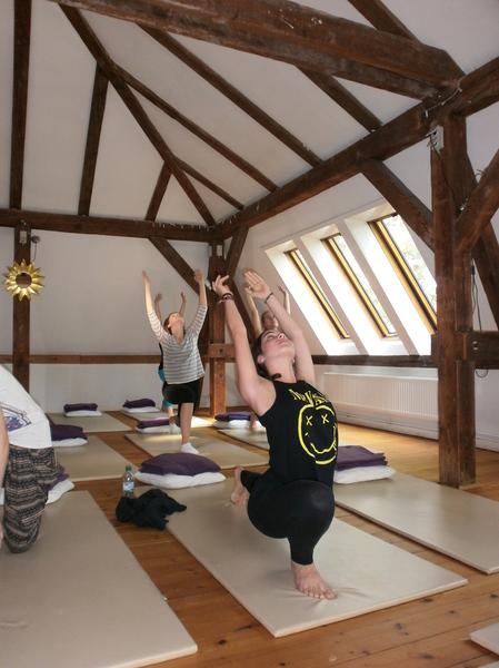 Yogastudio Susanne Simon - Teenager, Jugendliche
